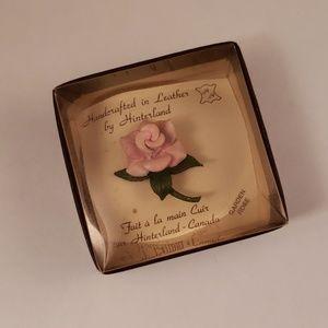 HALLOWEEN SALE - Antique Rose Pin